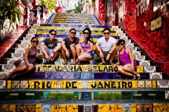 Escadaria Selaron | Rio de Janeiro