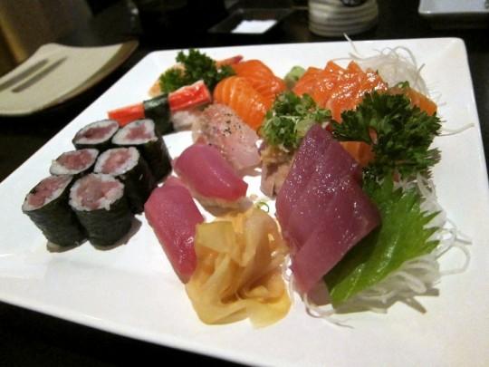 Sushi Combination | Ten Kai in Rio de Janeiro