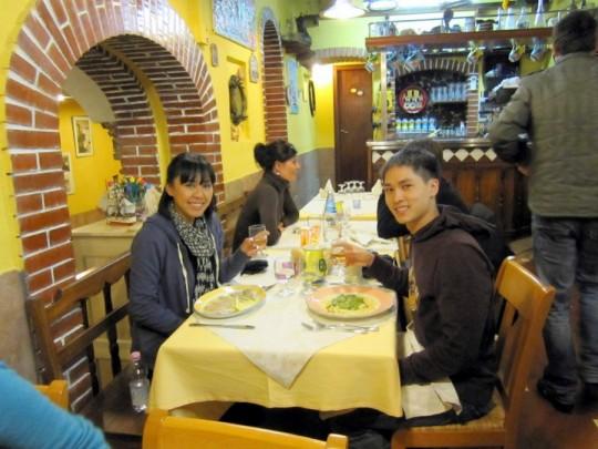Ristorante Al Carugio | Monterosso al mare