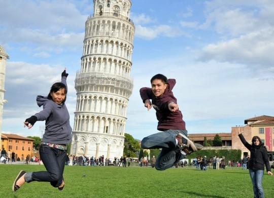 Pisa, Italy | 2009