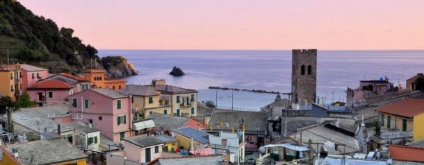 Manuel's Balcony View of Monterosso Al Mare
