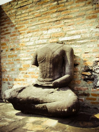 Headless Buddha