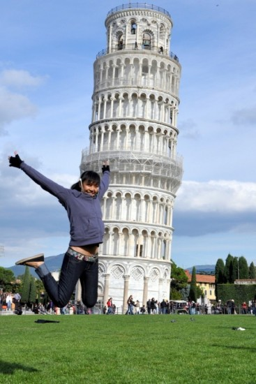 Pisa, Italy 2009
