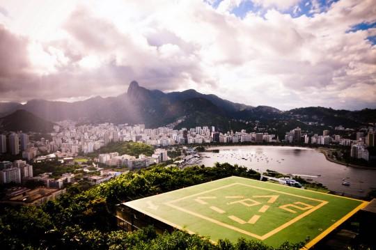 View from Sugarloaf Mountain | Rio de Janeiro
