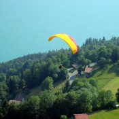 Paragliding | Interlaken 2006