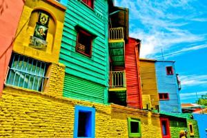 La Boca in Color