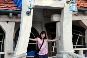 Disneyland, California 2011