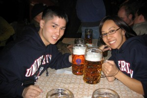 Beer at Hofbrauhaus | Munich, Germany
