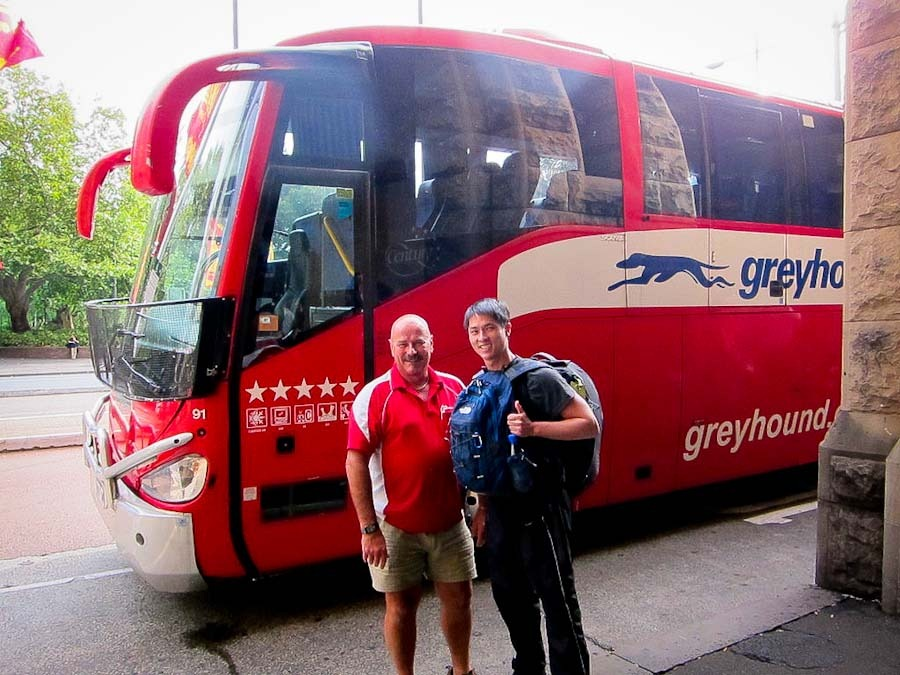 Road Trippin Review With Greyhound Australia