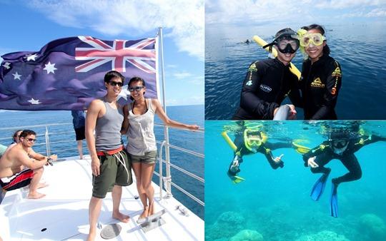 Calypso Reef March 23