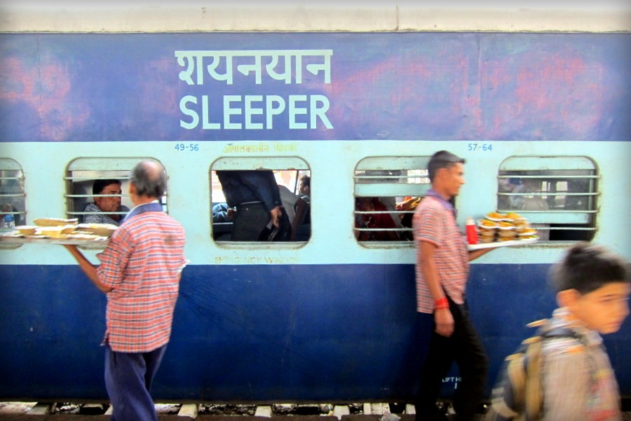 How to Travel India by Train - Guide