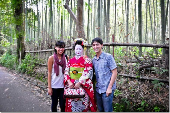 geisha-arashiyama