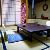 Ryokan Tanabe Room