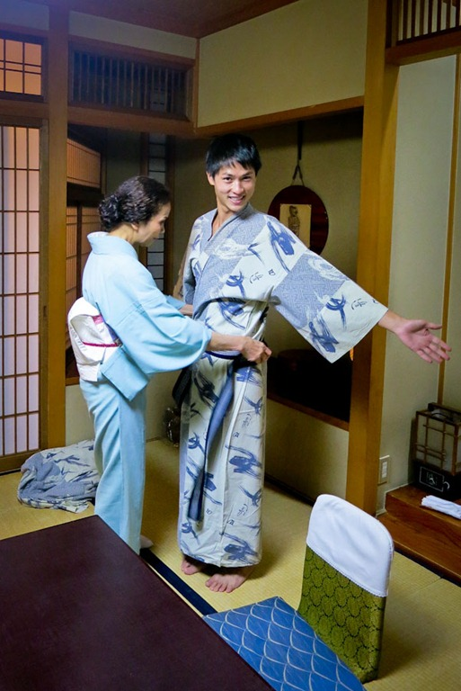 Ryokan Tanabe Experience In Takayama Japan
