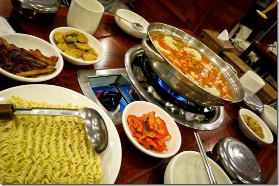 Jjigae-soup