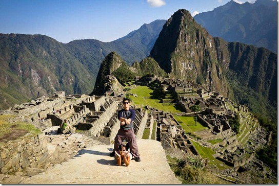 Machu-Picchu-Style