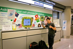 How To Rent Sim Card Or Pocket Wi Fi In Narita Airport