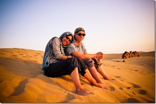 camel-safari-thar-desert-couple