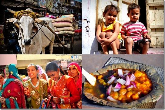 india-collage