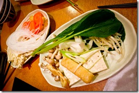 shabu-vegetables