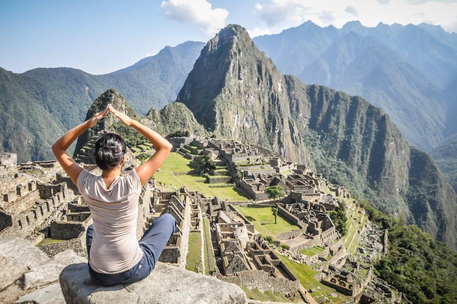 Took the Train to Machu Picchu - GQ trippin