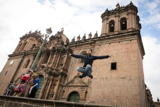 Cusco-jump