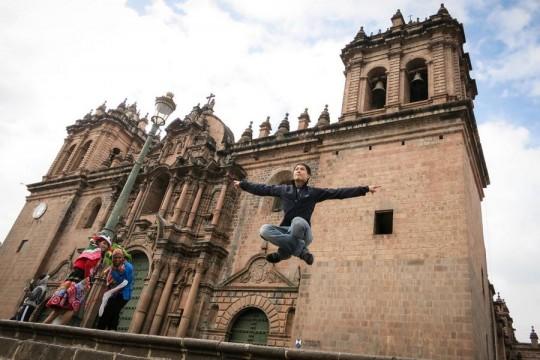 Cusco-jump