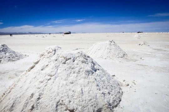 Uyuni Salt Mines