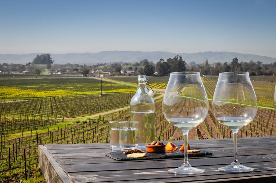 Weekend getaway in sonoma wine country gq trippin for Best weekend getaways california