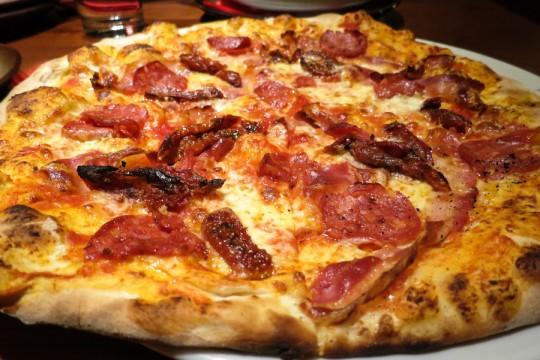 K Motra Pizza