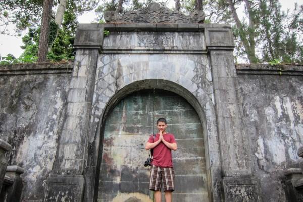Minh-Mang-Door