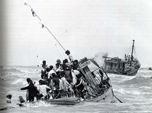 Indochina refugee crisis