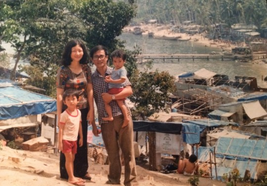 My Parents S Boat Ride From Vietnam To America Amp Freedom