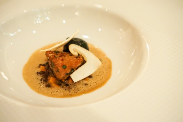 French Laundry veal sweetbread