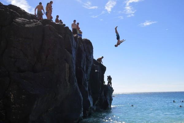Waimea Bay Dive