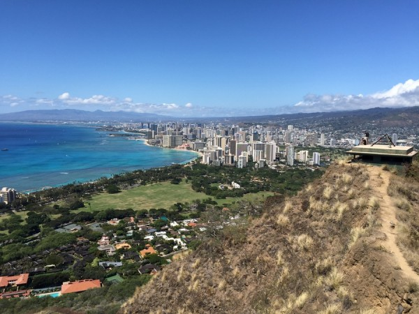 diamondhead peak hike