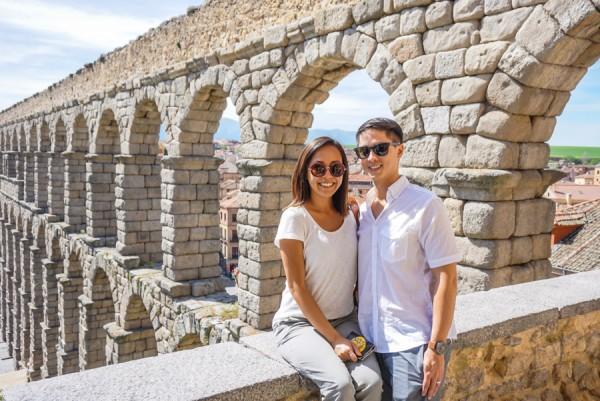 Segovia Aquaduct GQ