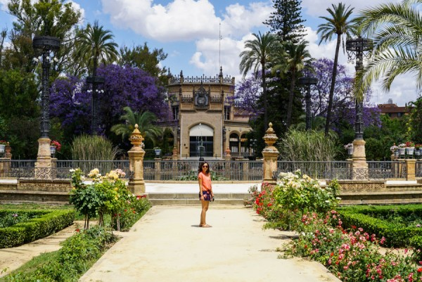 Maria Luisa Park Seville