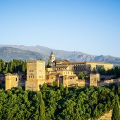View of Alhambra Granada