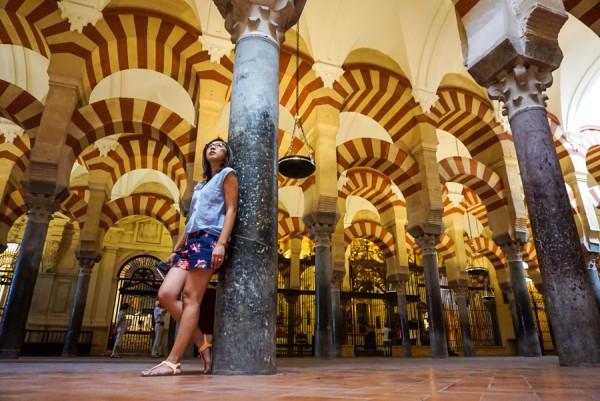Mezquita Cordoba Inside Q