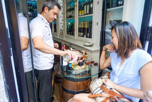 Old Wine Pharmacy Port Lisbon
