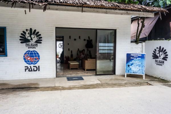 Palawan Divers Shop
