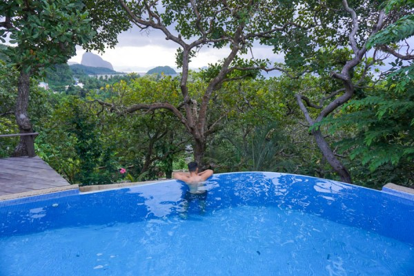 Overlooking El Nido Pool View