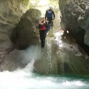 Canyoning Cebu In Moalboal