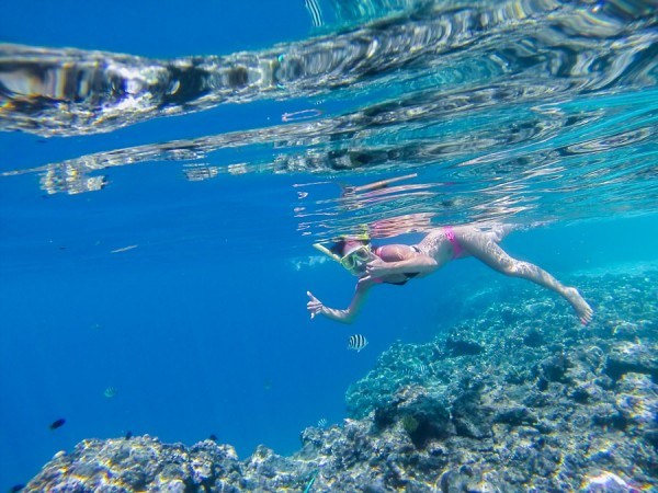 Snorkeling El Nido Tour C
