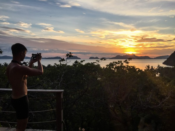 Capturing Sunset Philippines