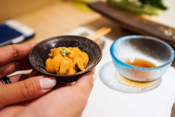 Uni Sushi Sho Masa