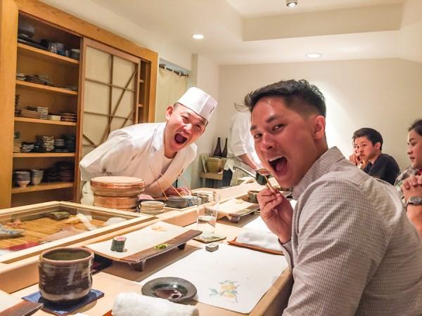 Sushi Sho Masa Chef