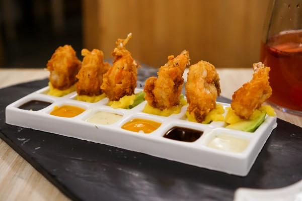 Tal Cual Shrimp